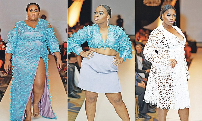 Designs from the Sailor Boy 2018/19 collection from the Cardellicious label. (Photos: Terrel W Carey/Tribune staff)