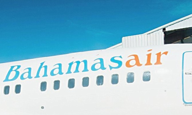 A Bahamasair plane. (File photo)