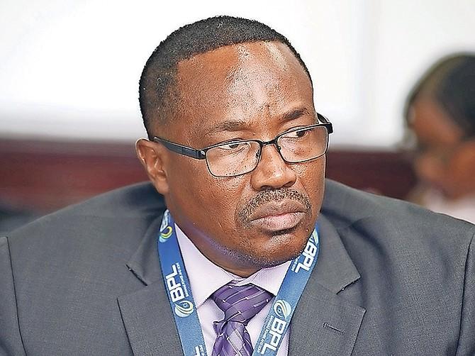 BPL chairman Donovan Moxey.