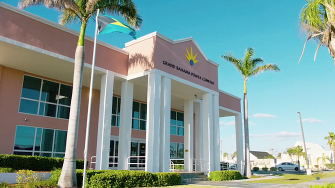 Grand Bahama Power Company.