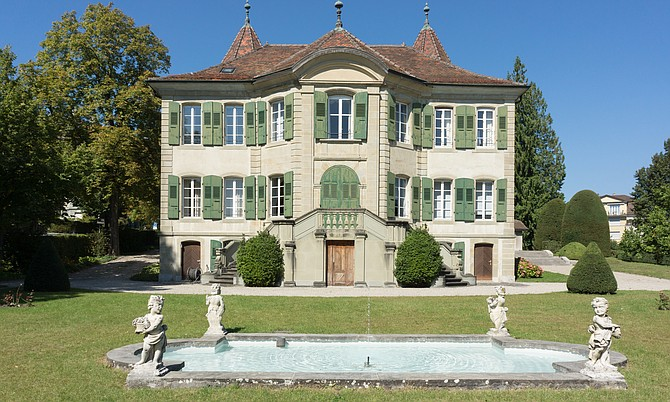 The headquarters of the Court of Arbitration in Switzerland.