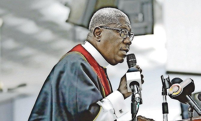 Bishop Simeon Hall.