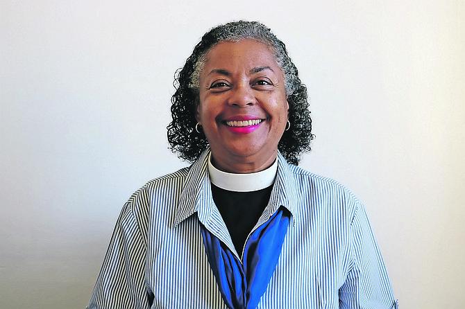 Rev Angela C Bosfield-Palacious