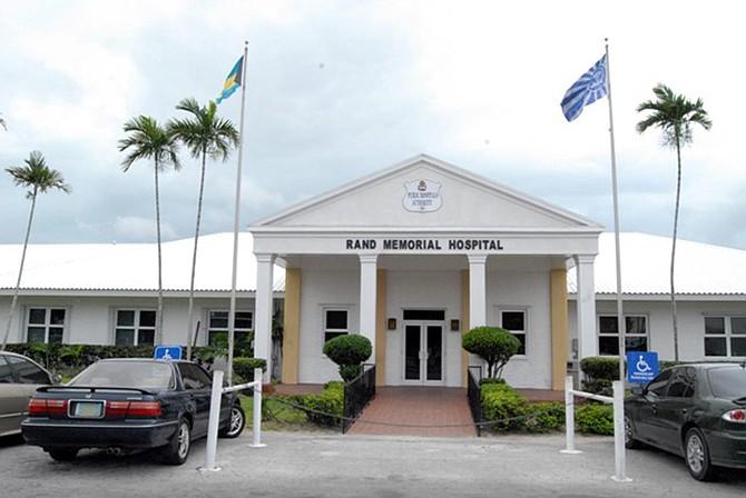 Rand Memorial Hospital.