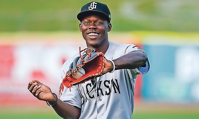 JAZZ CHISHOLM has been traded to the Miami Marlins for rookie starting pitcher Zac Gallen.  Photo: Danny Parker