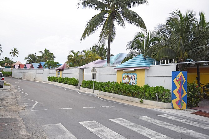 The Compass Point property.