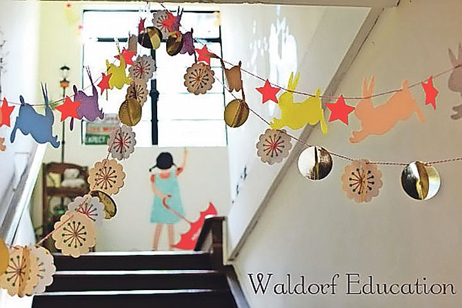 Waldorf schools offer a different approach to education - but at a high cost. What could we create for ourselves that could offer a different way of teaching our children?