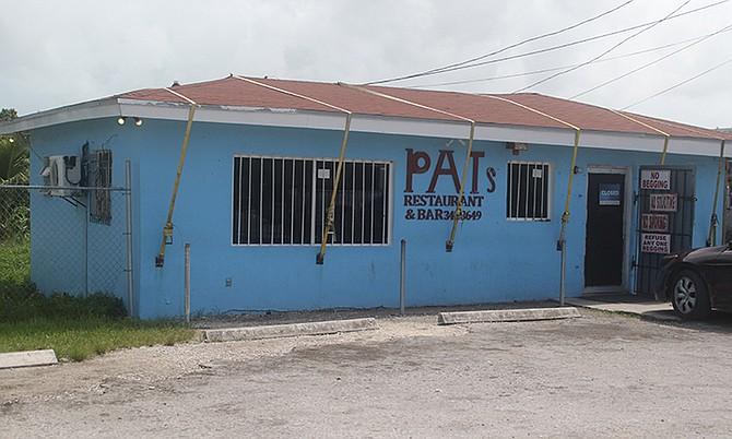 Precautions being taken in Grand Bahama ahead of Hurricane Dorian. Photo: Vandyke Hepburn