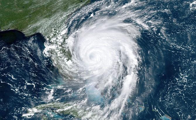 Hurricane Dorian (AP)