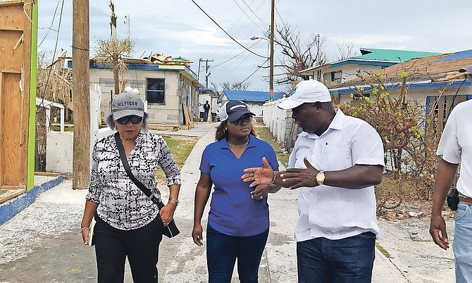 PLP objects to appointees for hurricane relief efforts ...