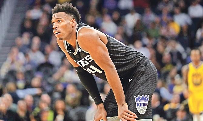 Sacramento Kings guard Buddy Hield. (AP)