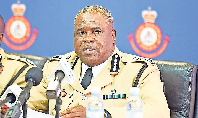 Police Commissioner Anthony Ferguson.