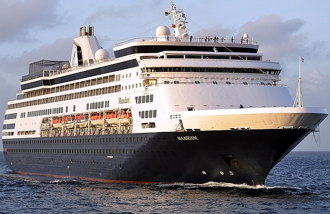 The MS Maasdam