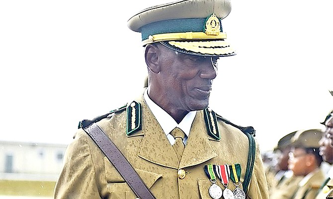COMMISSIONER of the Department of Correctional Services Charles Murphy.