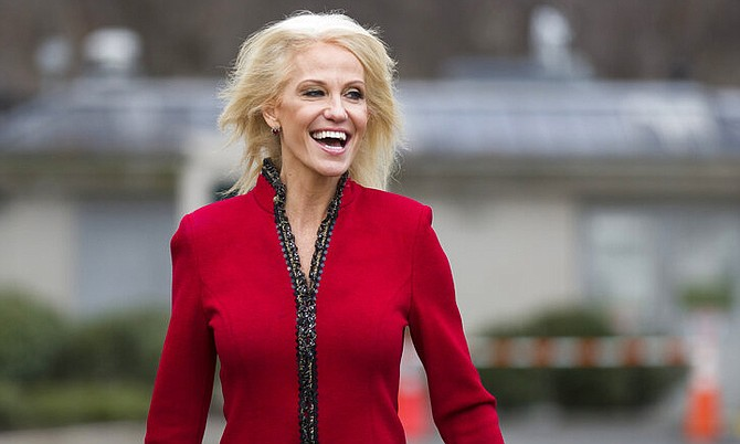 Counselor to the President Kellyanne Conway.