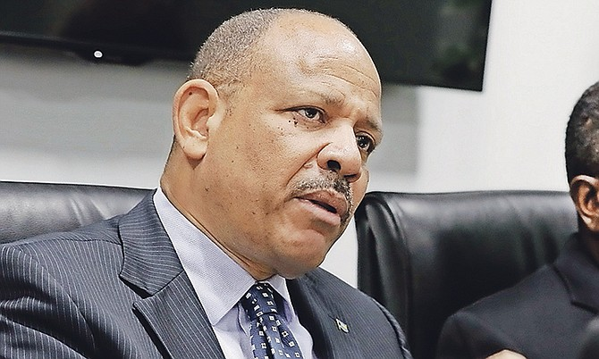 Minister of Health Dr Duane Sands. (File photo)