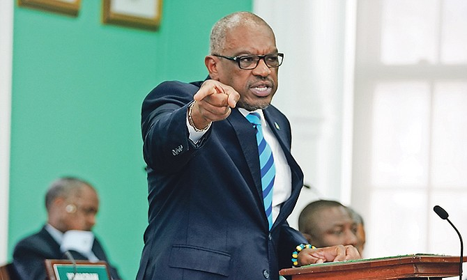 Dr Minnis yesterday announced in the House that the country has recorded its second and third confirmed cases of COVID-19