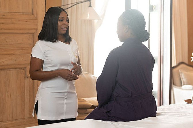 Childbirth educator Brenika Smith of Prenatal Pampering is now sharing helpful tips for expecting mothers in online classes.