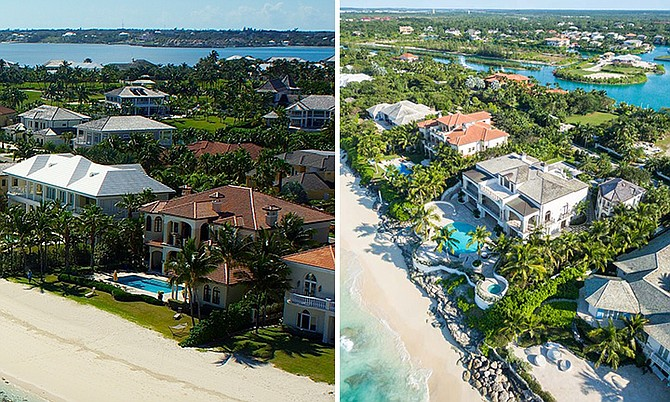 From Exuma to Eleuthera, Paradise Island to Albany, Old Fort Bay and Lyford Cay, it's a heyday in a hot market that keeps heating up.