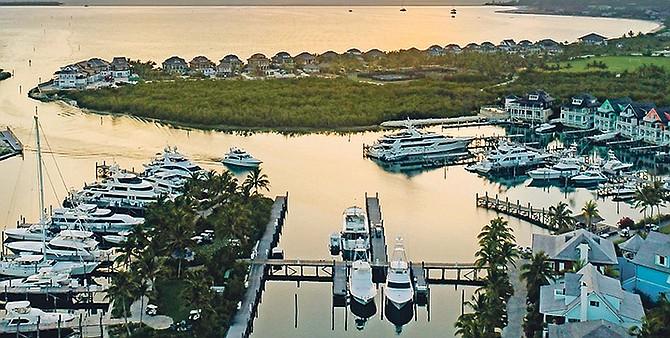 Baker's Bay resort.