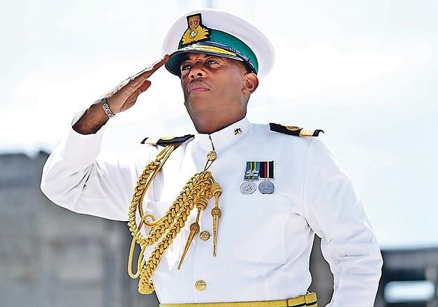 Commodore Raymond King