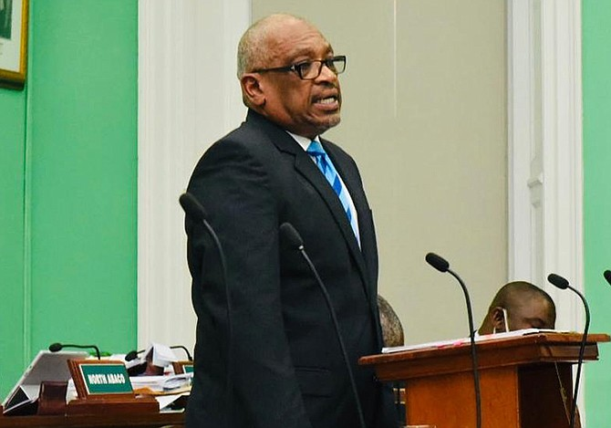 Prime Minister Dr Hubert Minnis. (File photo)