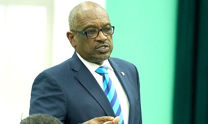 PRIME Minister Dr Hubert Minnis. (File photo)