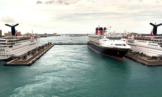 Nassau Cruise Port. (Photo: TampAGS, for AGS Media)