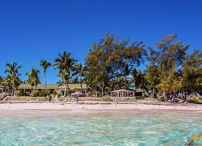 Greenwood Beach Resort.
