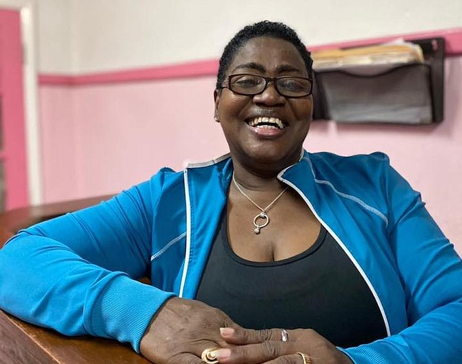 Gym owner Sibrena Ingraham believes women's health and wellness is often put on the back burner, when it should be a priority.
