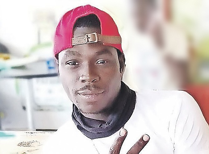 RASHARD COOPER, who was last seen on a jet ski in the area of Dundas Point, Abaco.