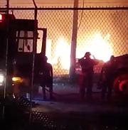 The fire at Bimini's BPL facility