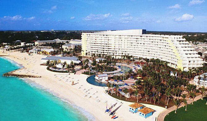 The Grand Lucayan Resort