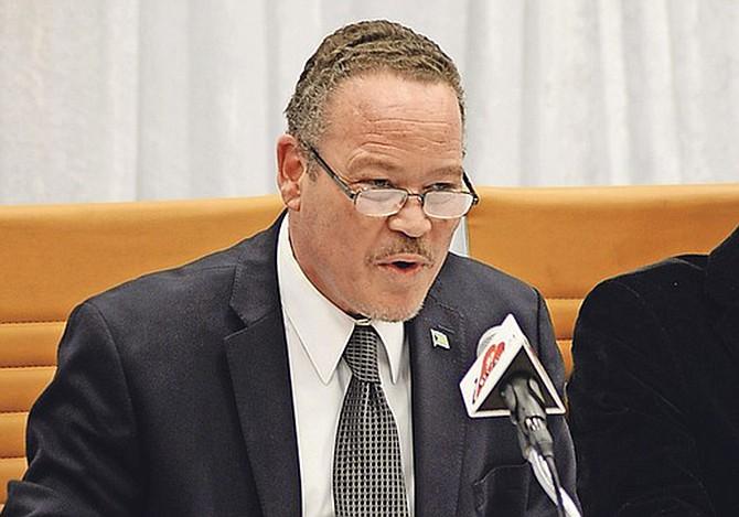 Attorney General Carl Bethel.